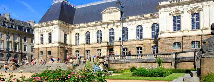 Rennes bretagne tourisme